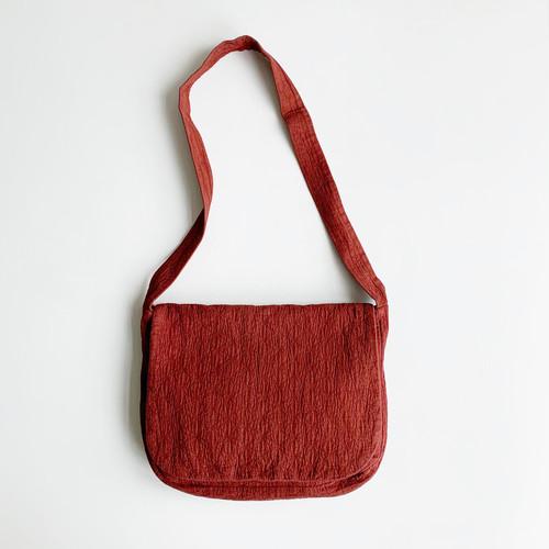 【COSMIC WONDER】Flower of  life sashiko bag/14CW81041-2