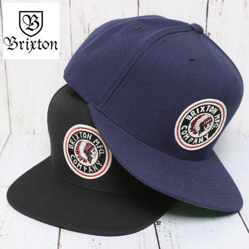 BRIXTON ブリクストン RIVAL SNAPBACK CAP スナップバックキャップ 00267