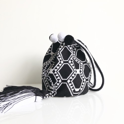 【Pre-order】ワユーバッグ (Wayuu bag) Basic line Tote Lサイズ