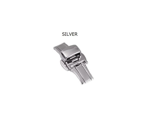 12mmベルト用バックル Silver