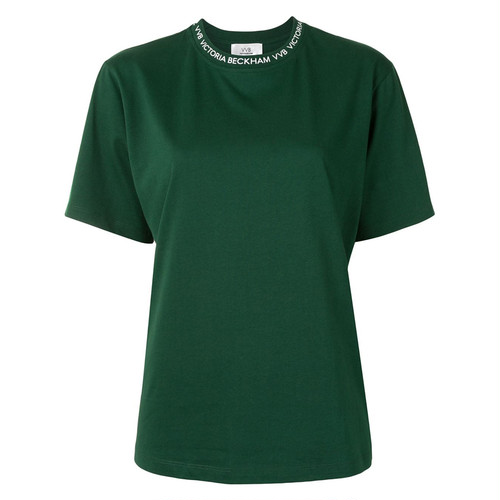 VVB  ORGANIC COTTON SINGLE JERSEY  TEE  PINE GREEN