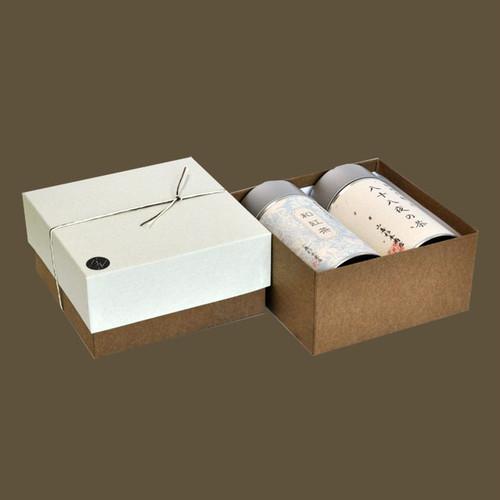 大缶2本箱 八十八夜の茶/和紅茶