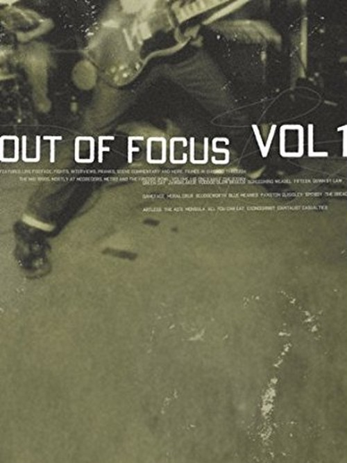 v/a / out of focus vol. 1 dvd