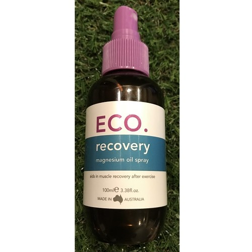 【eco./エコ】MRスプレー recovery magnesium oil spray 100ml