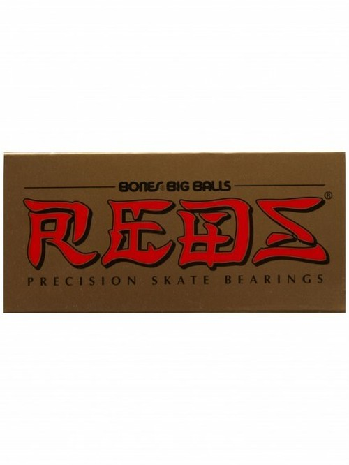 BONES BEARINGS / Big Balls Reds Bearings