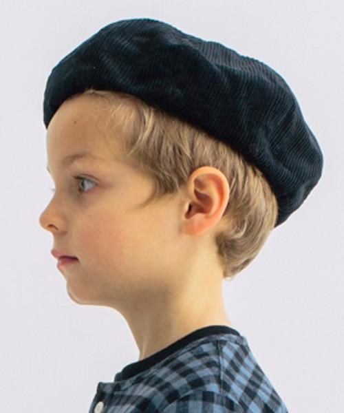 SMOOTHY コーデュロイベレー帽