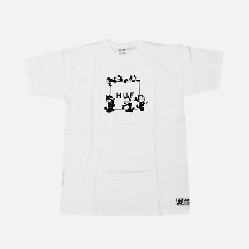 HUF × Felix The Cat /ハフ × フェリックス / Tシャツ