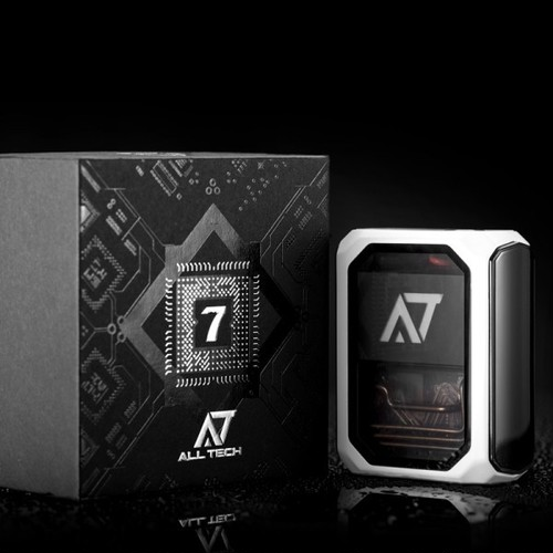 STENTORIAN AT-7 by ALLTECH with WOTOFO