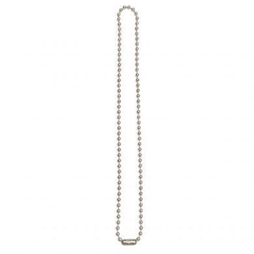 ball chain necklace -S- regular.