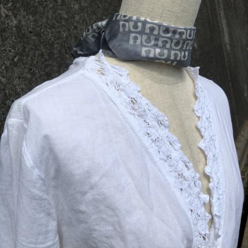 design mini scarf