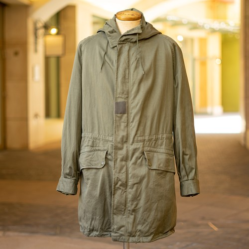 70~80's FRENCH ARMY M64 PARKA ONE WASH - 3