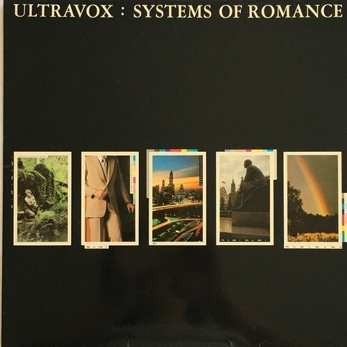 【LP・英盤】Ultravox / Systems Of Romance