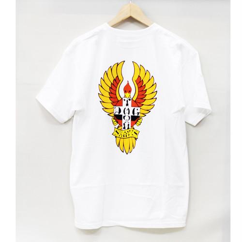 【ドッグタウン】ビッグフットTシャツ ホワイト