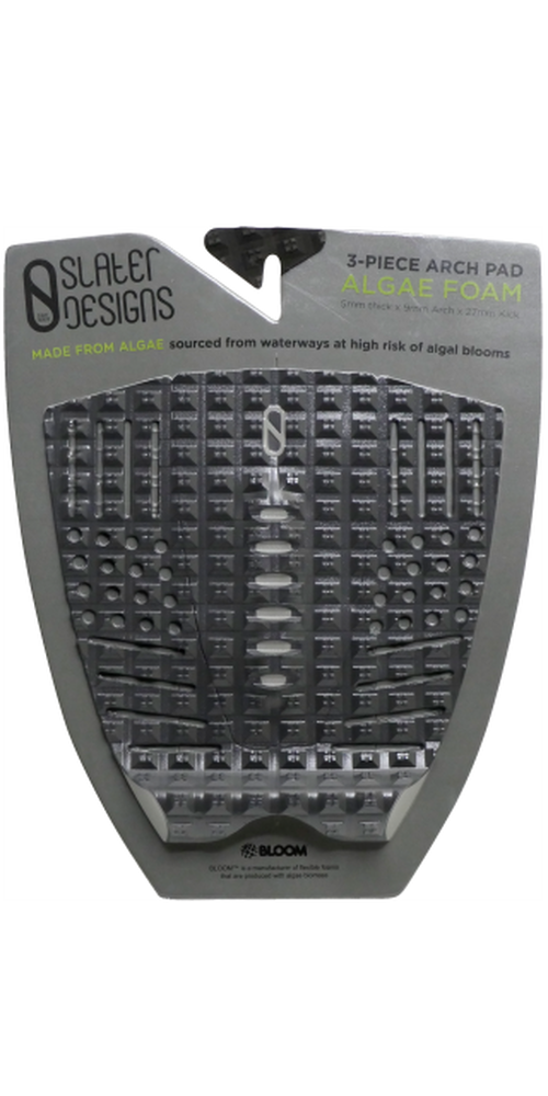 SLATER DESIGNS TRACTION 3-PIECE PAD