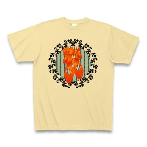 トゥシューズTシャツ