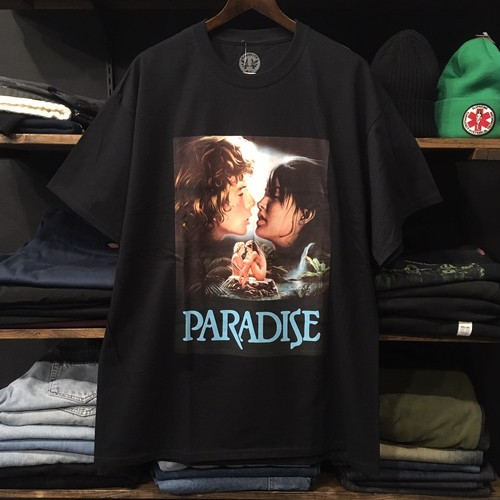 【PARADIS3】-パラダイス-PARADISE THE MOVIE TEE BLACK