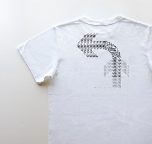 左!  【5.6oz T-shirt】