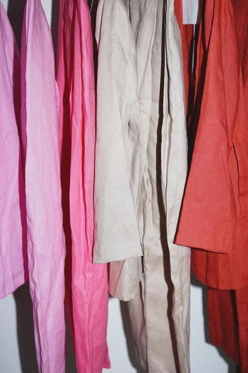charrita - pantalon de lino