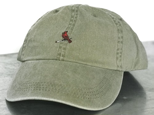 Delta Creation Studio CHILLBIRD CAP -Wash Khaki-
