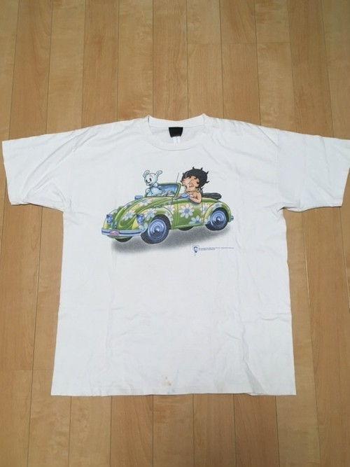 ベティーちゃんTシャツ
