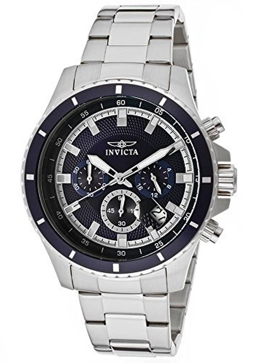 [インヴィクタ] Invicta 腕時計 Pro Diver Chronograph Dark Blue 12455 メンズ