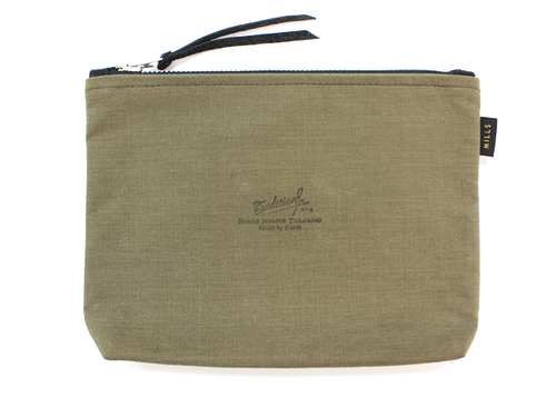 MADE by HAND BRANDS DEPARTMENTS-ZIP TOP POUCH