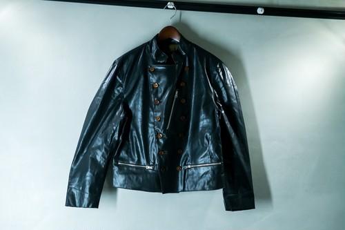 copano86 レザーコーティングジャケット