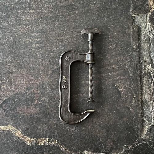Antique Iron Clamp