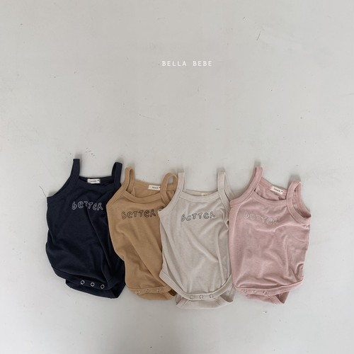 =sold out= better body-suit【baby】〈bella bambina〉