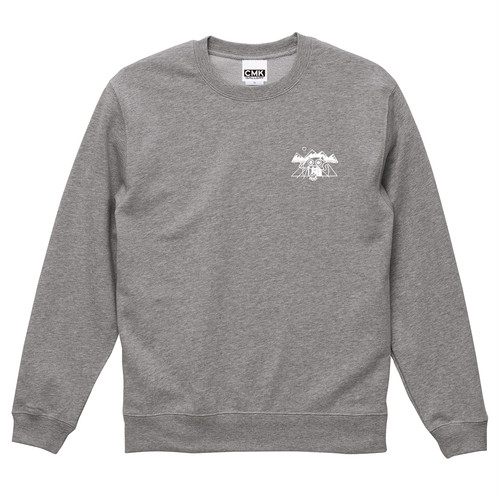 "CASPER  ""CAMPING"" CrewNeck Sweat"
