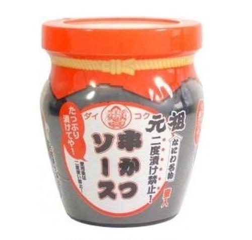 串かつソース 壷入り 250g 大黒