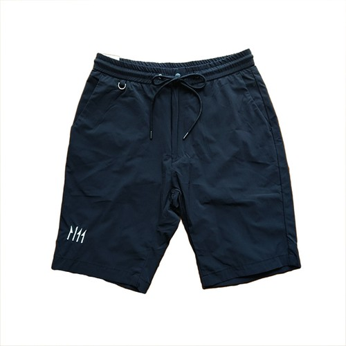 再入荷WEB STORE限定!!2WAY STRETCH LIGHT SHORT PANTS   BW-501S BLACK