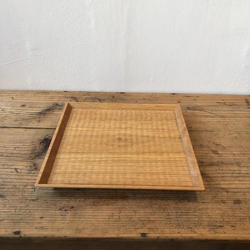 加賀雅之さんの七寸角皿