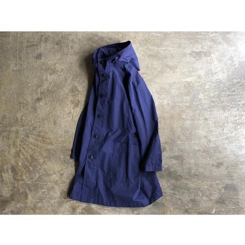 ARMEN(アーメン) AUTHENTIC HOODED COAT NAVY Color