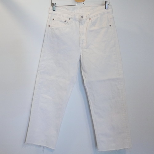 """Levi's 1990's 501 W31 """"White,Made in USA"""""""