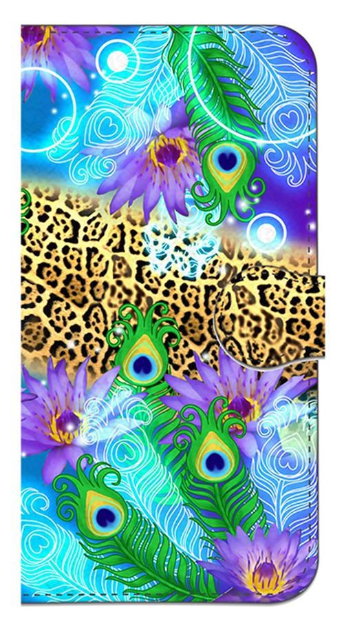 【iPhoneX】 Arabian Beauty アラビアン・ビューティー  手帳型スマホケース