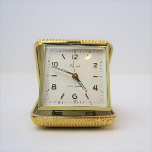 SEIKO Trip-Mate 2Jewels 金色の旅時計