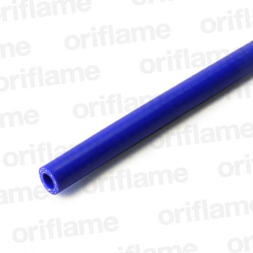 ストレートホース・内径9.5mm・ブルー