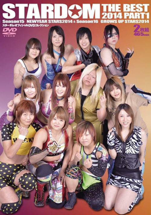 STARDOM THE BEST 2014 PART 1 Season15 NEWYEAR STARS 2014&Season 16 GROWS UP STARS 2014