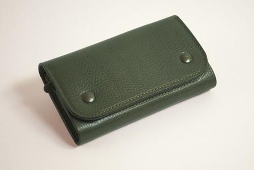 財布 wrap-M [グリーン]