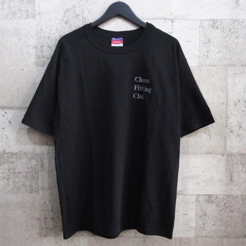 Chaos Fishing Club × Champion 胸ロゴTシャツ