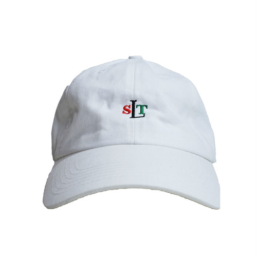STAY BLACK SALUTE 6PANEL CAP - WHITE