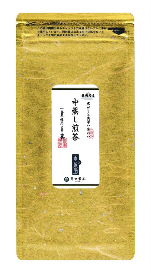中蒸し煎茶 品等:喜 100g