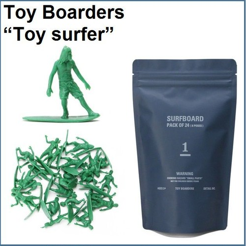 "Toy Boarders ""Toy surfer"""