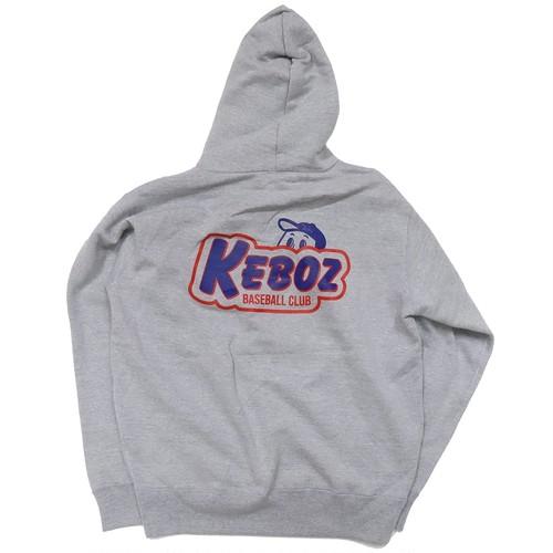 KBC Pullover 12.4oz Grey