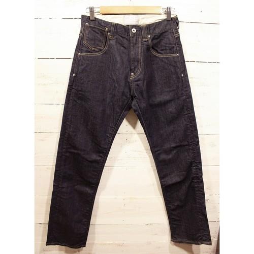 TOKYO SHOCK BOYS Tapered Denim Pants INDIGO