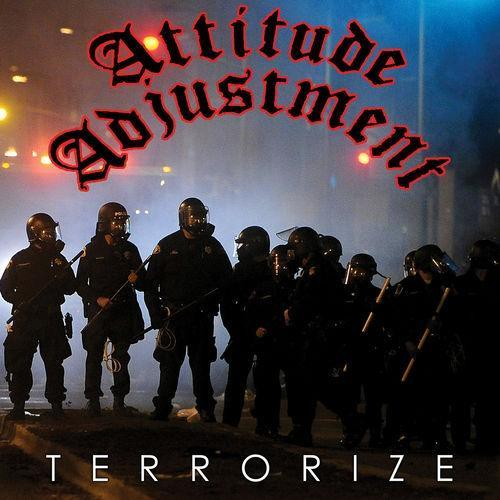 Attitude Adjustment- Terrorize CD