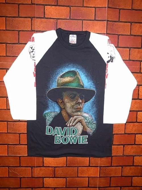 DAVID BOWIE 80'S T-SHIRTS