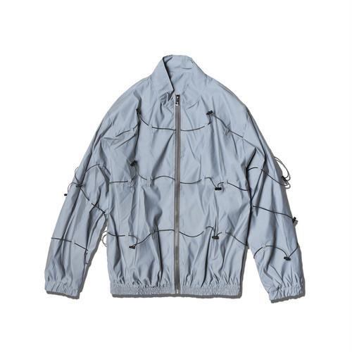 REFLECTOR JACKET / GRAY