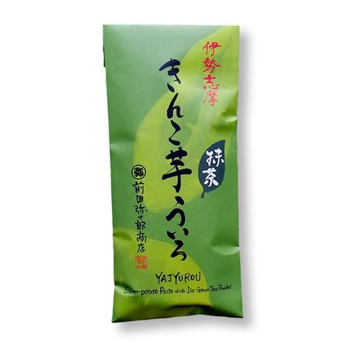 伊勢志摩きんこ芋ういろ(抹茶)